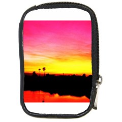 Pink Sunset Digital Camera Case