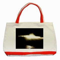 Sunset Glory Classic Tote Bag (Red)