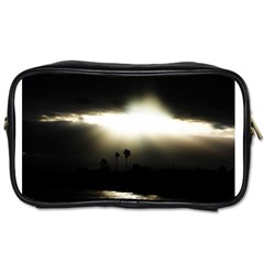 Sunset Glory Toiletries Bag (two Sides)
