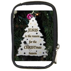 Jesus is the Reason Digital Camera Case