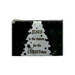 Jesus Is The Reason Medium Makeup Purse