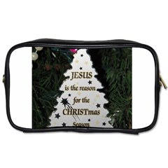 Jesus is the Reason Twin-sided Personal Care Bag
