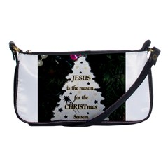 Jesus Is The Reason Evening Bag