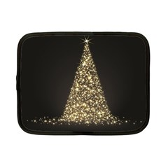Christmas Tree Sparkle Jpg 7  Netbook Case