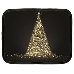Christmas Tree Sparkle Jpg 12  Netbook Case