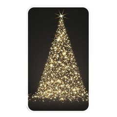 Christmas Tree Sparkle Jpg Card Reader (Rectangle)