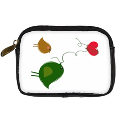 Love Birds Compact Camera Case