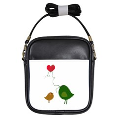Love Birds Kids'' Sling Bag