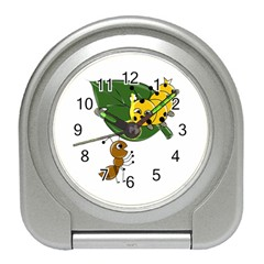Animal World Desk Alarm Clock