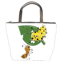 Animal World Bucket Handbag