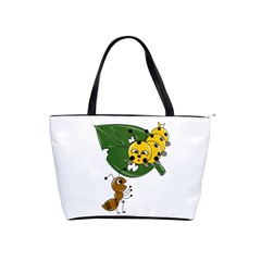 Animal World Large Shoulder Bag
