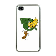 Animal World Apple iPhone 4 Case (Clear)