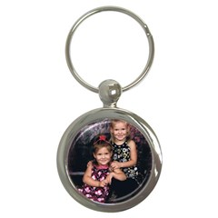 Pride And Joy Key Chain (round)