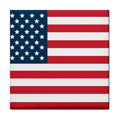 Flag Ceramic Tile
