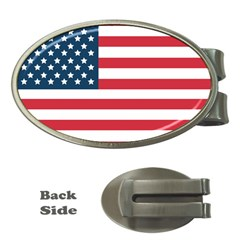 Flag Money Clip (Oval)