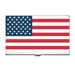 Flag Business Card Holder