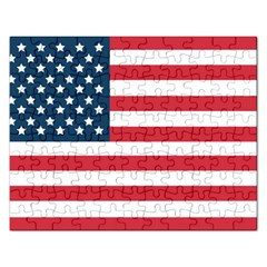 Flag Jigsaw Puzzle (Rectangle)