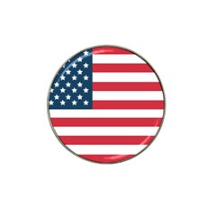 Flag Golf Ball Marker (for Hat Clip)