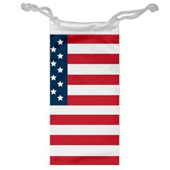 Flag Glasses Pouch