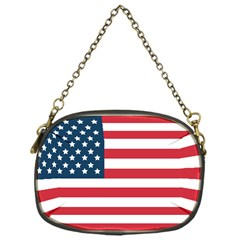 Flag Single-sided Evening Purse