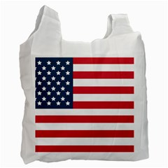 Flag Twin Sided Reusable Shopping Bag