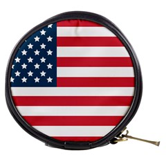 Flag Mini Makeup Case