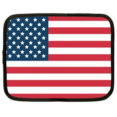 Flag 13  Netbook Case