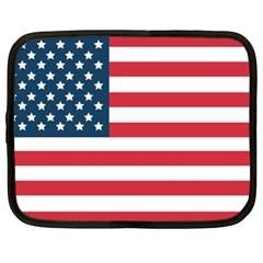 Flag 15  Netbook Case