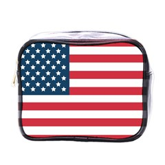 Flag Single Sided Cosmetic Case
