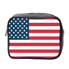 Flag Twin Sided Cosmetic Case