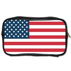 Flag Single Sided Personal Care Bag