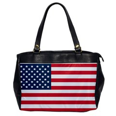 Flag Single-sided Oversized Handbag