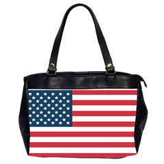 Flag Twin-sided Oversized Handbag