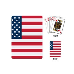 Flag Playing Cards (Mini)