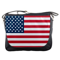 Flag Messenger Bag
