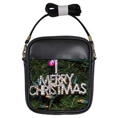Merry Christmas  Kids'' Sling Bag