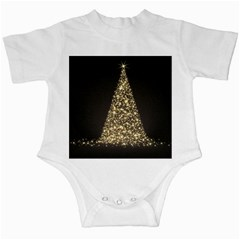 Christmas Tree Sparkle Jpg Baby Creeper