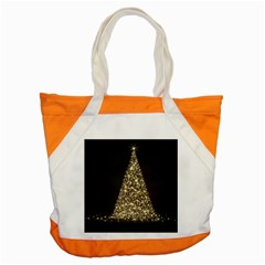 Christmas Tree Sparkle Jpg Snap Tote Bag