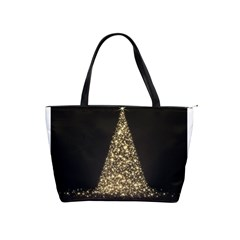 Christmas Tree Sparkle Jpg Large Shoulder Bag