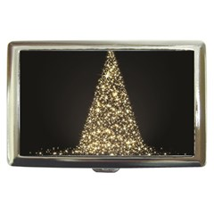 Christmas Tree Sparkle Jpg Cigarette Box