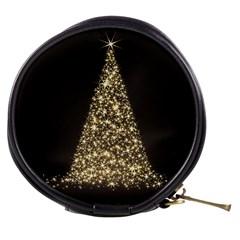 Christmas Tree Sparkle Jpg Mini Makeup Case