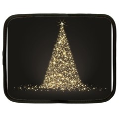 Christmas Tree Sparkle Jpg 13  Netbook Case