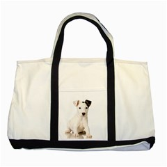 55190649 Two Toned Tote Bag