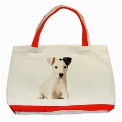 55190649 Red Tote Bag