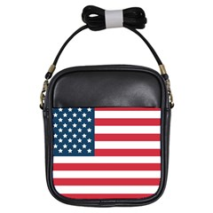 Flag Kids'' Sling Bag