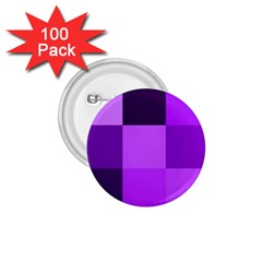 Purple Shades 100 Pack Small Button (round)