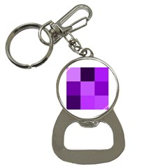 Purple Shades Key Chain With Bottle Opener