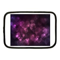 Purple Bokeh 10  Netbook Case