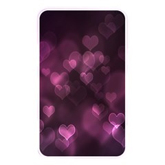 Purple Bokeh Card Reader (rectangle)