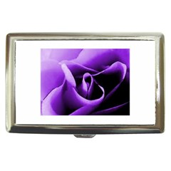 Purple Rose Cigarette Box